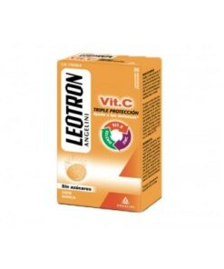 175259 - LEOTRON VITAMINA C ANGELINI COMP EFERVESCENTES 3