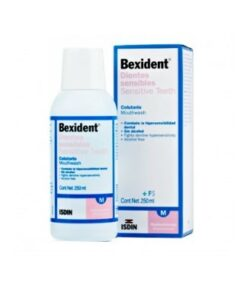 164038 - BEXIDENT DIENTES SENSIBLES COLU 250ML