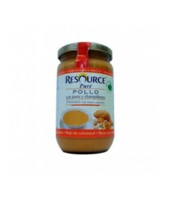 395632 - RESOURCE PURE 300 G POLLO PASTA Y CHAMPIÑONES