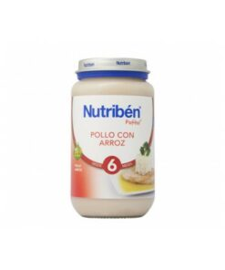 399436 - NUTRIBEN 250 POLLO ARROZ