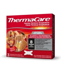 171342 - THERMACARE ADAPTABLE PARCHES TERMICOS 3 PARCHES